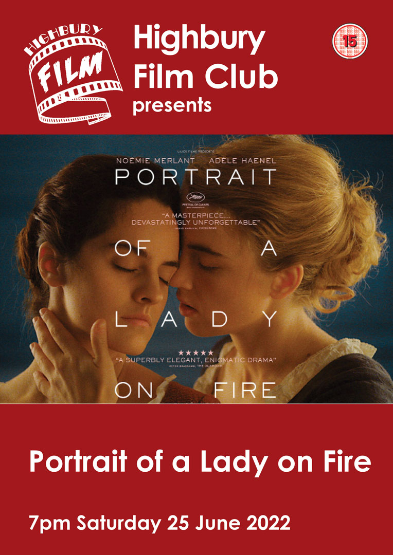 Portrait of a Lady film poster
