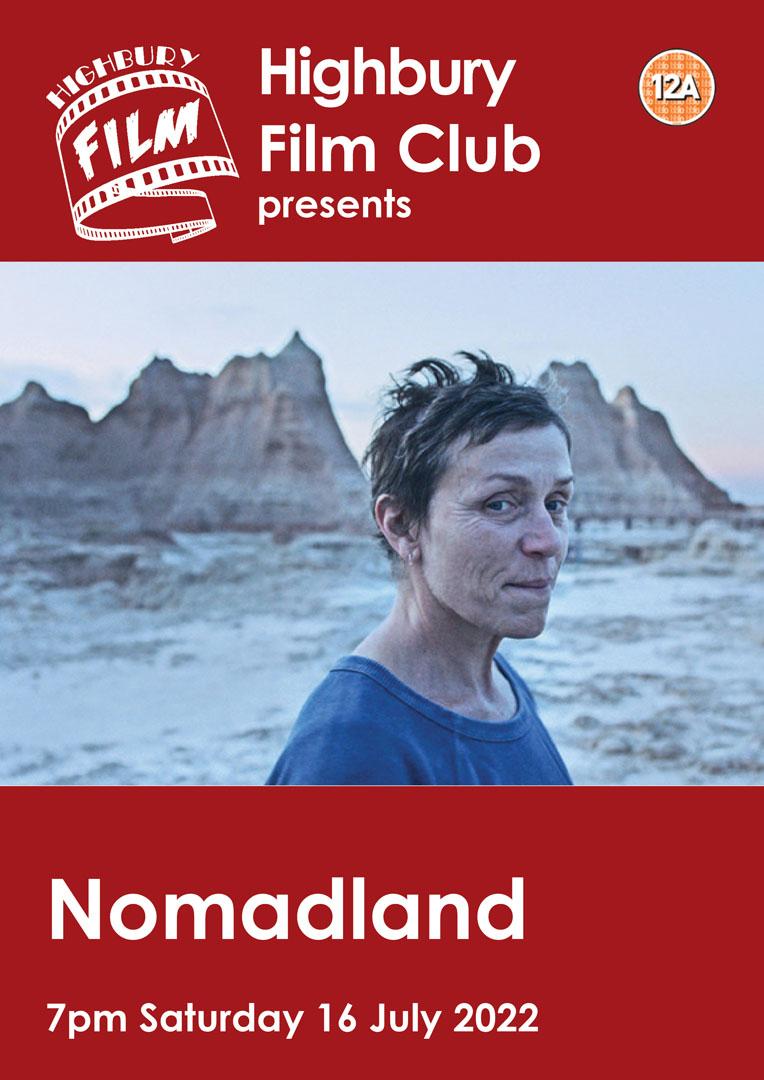 Nomadland film poster