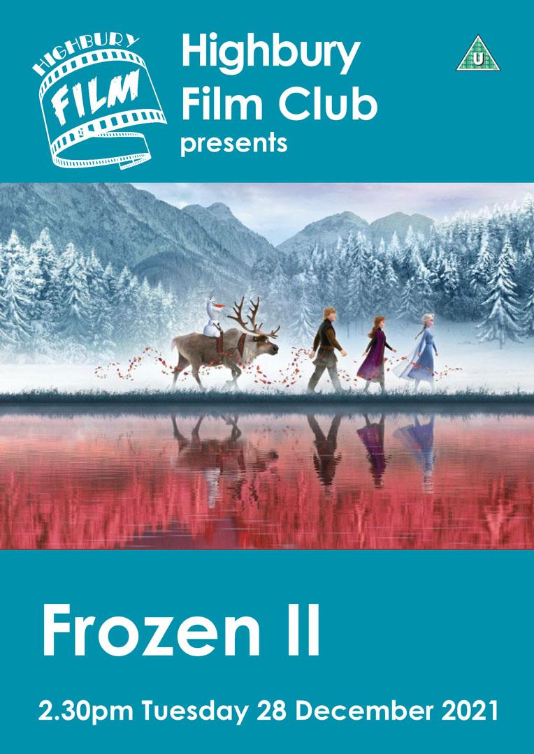 Frozen 2 film poster