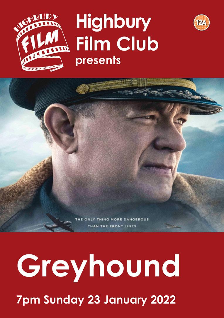 Greyhound film poster