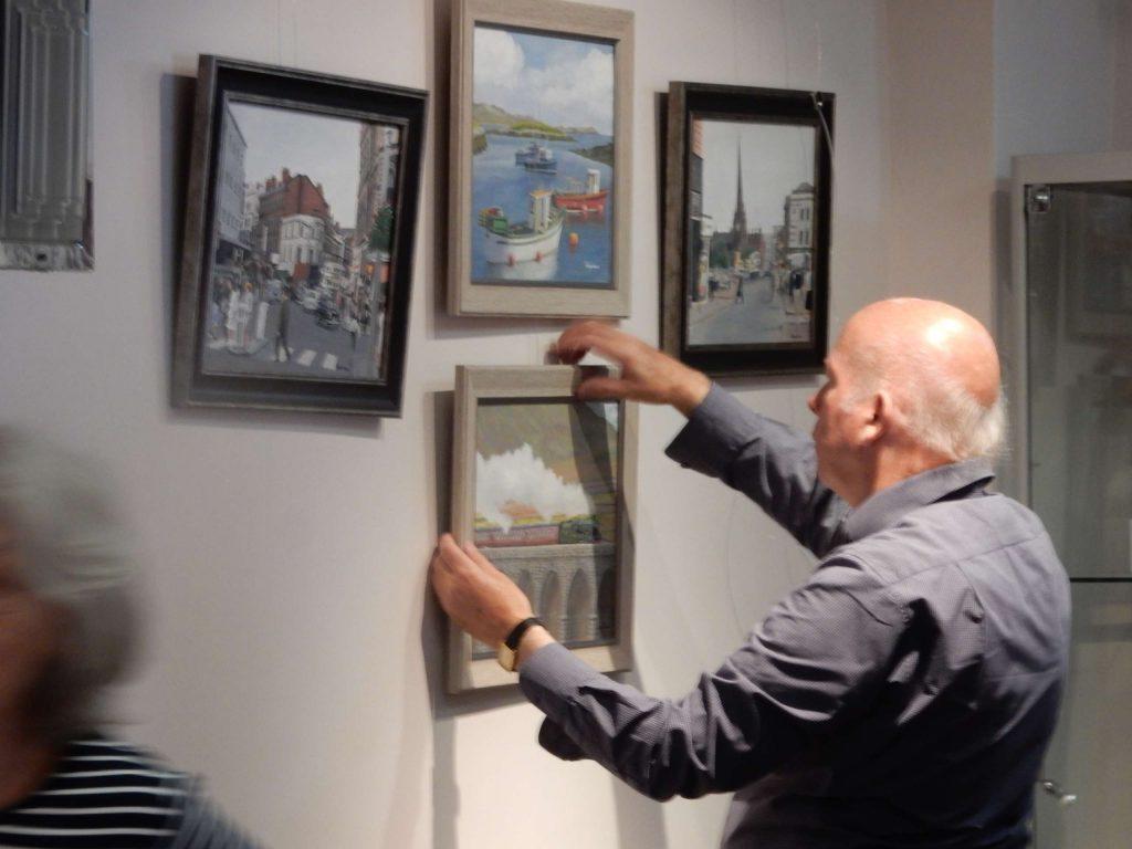 Art Exhibition pictures