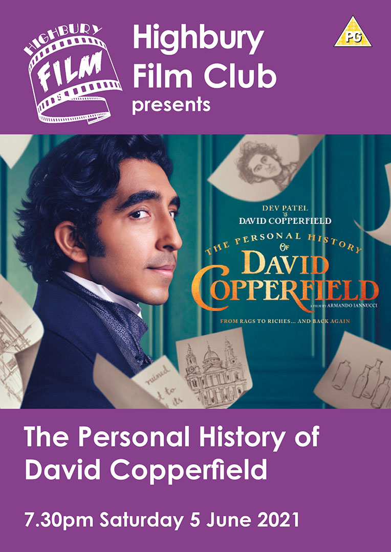 David Copperfield film poster