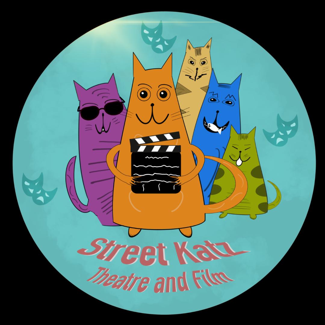 Street Katz Theatre and Film Logo